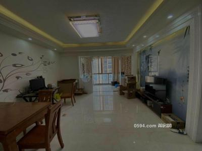 凤达滨河豪园--精装修南北东中层--双证满二年仅售17797元-莆田二手房