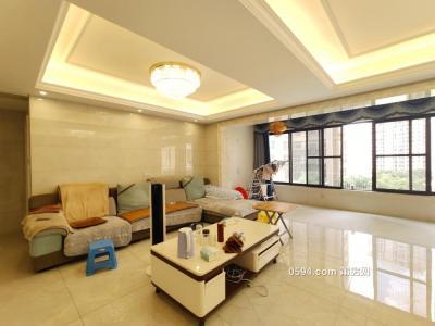 保利香槟国际 近新天地 精装大3房 厅大干挂舒适整洁-莆田租房