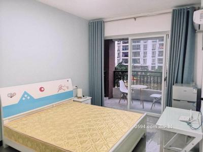 幸福家园A区 多套单身公寓带阳台 拎包入住 靠近凯天鸿业-莆田租房