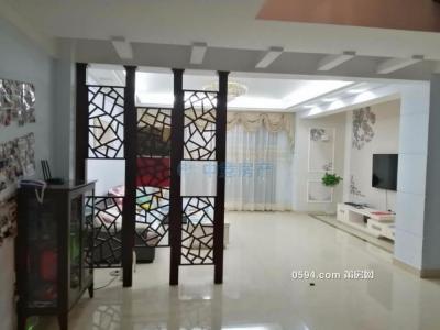 荔景广场 三层楼中楼 实用面积超400平 精装5房-莆田二手房