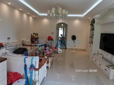 城厢第二实小,凤达滨河豪园,126平精装三房,仅售220万-莆田二手房