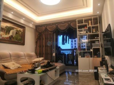 安特紫荆城 3房2厅1卫 面积85.7平 总价115万-莆田二手房