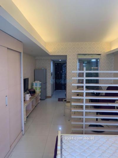 汉庭花园住宅公寓1室1厅 采光好 双证满二 63万抢购!!!1-莆田二手房