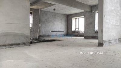 雅颂居8房3厅5卫1阳台高端小区称公园里的家楼中楼复式毛坯-莆田二手房