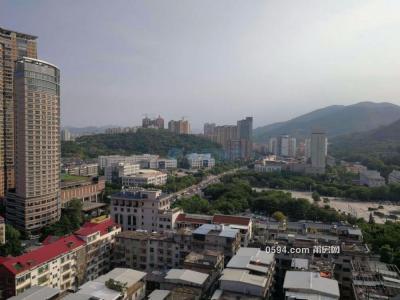 骏隆云上居 三层半楼中楼 使用面积350平 毛坯送大露台-莆田二手房
