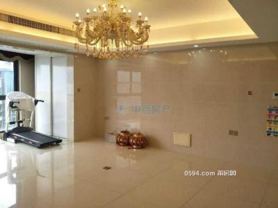万达旁 凤达滨河豪园 高层精装4房 三面采光 超低.总价 诚售-莆田二手房