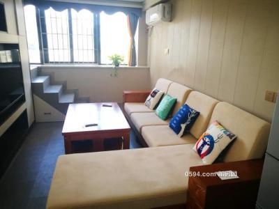 联发电商城SOHO2房2厅2卫  欧式风格  整体清新淡雅   拎包入住-莆田租房