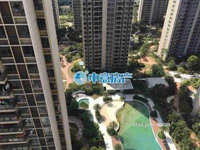 绶溪公园里的家雅颂居电梯 高层精装修2房 视野好-莆田二手房