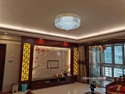 华东城市广场    大四房拎包入住    168平方  装修很好-莆田租房