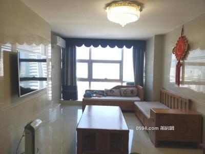 聯創雙子星  精裝兩房 采光好 高層 家電家具齊全  僅需2600-莆田租房
