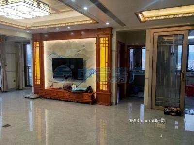 正荣润璟--豪华装修标准四房--三面采光双证满二年仅21000元-莆田二手房