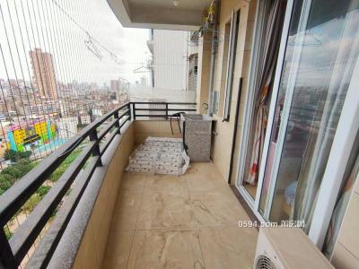 安福附近 德信荣御大厦 精装公寓 家具齐全 带超大阳台-莆田租房