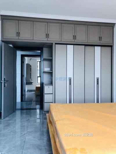 鳳凰山附近 駿歐龍盤 精裝三房 中高層 采光好 家電齊全 -莆田租房