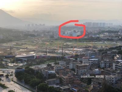 厂房出租秀屿万达旁6000平方3层可拆租-莆田租房