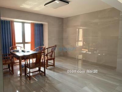 万达附近幸福家园小区高层电梯精装4房新房出租家具家电齐-莆田租房