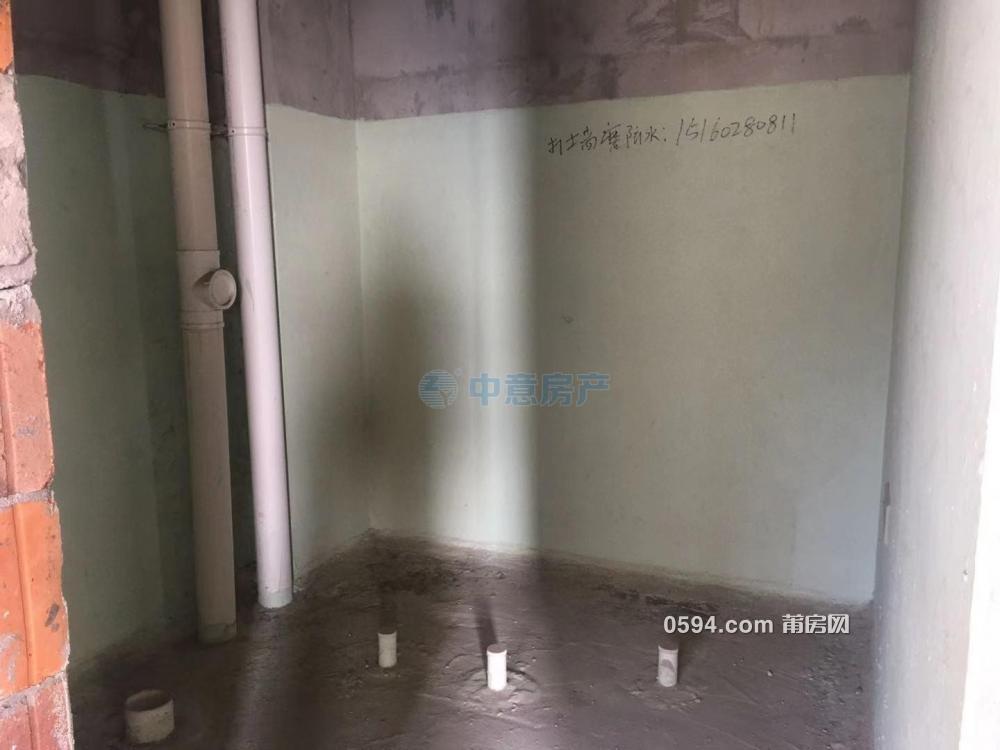 划片逸夫文献华东城市广场 电梯毛坯3居室 总价187万