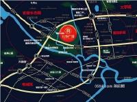 九華廣場區位圖