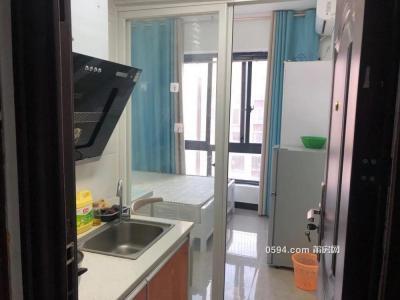 九龙小区单身公寓家具齐全拎包入住万达附近-莆田租房