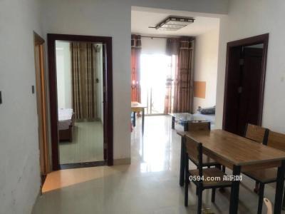 万达旁精装修2室2厅地段繁华拎包入住-莆田租房