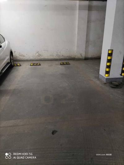 西山小區地下停車位-莆田租房