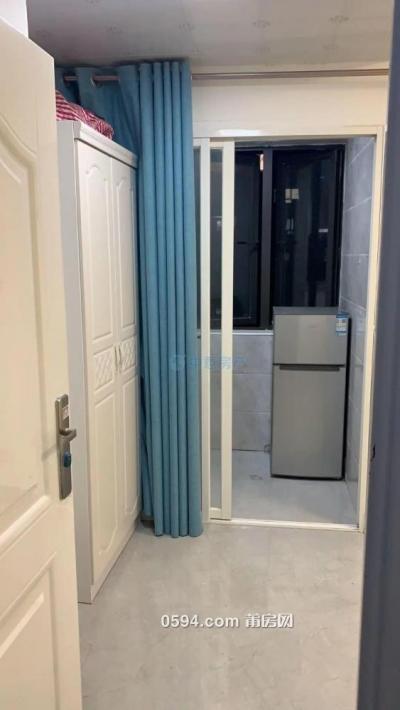 新天地旁保利單身公寓精裝1房1衛生間高層電梯房家具家電全-莆田租房