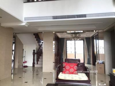 皇庭骏景,新出高层精装五房,两梯两户,客厅挑空,划片-莆田二手房