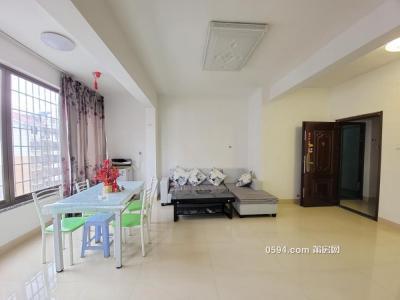 西坡小區 1房1廳1衛 中檔裝修包物業費 租1400-莆田租房