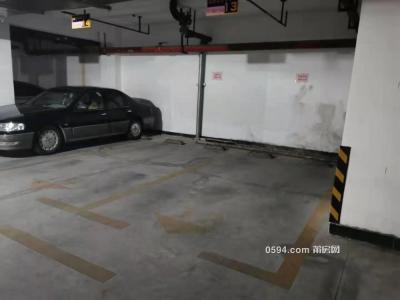 德信大厦地下车库,方便,物业管理,让你的爱车不再风吹-莆田租房