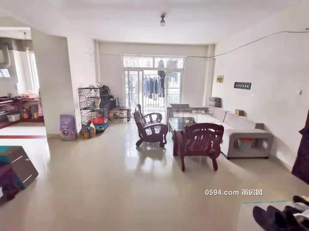 南郊濠浦安置房 简单装修3室南北全明户型 性价比高