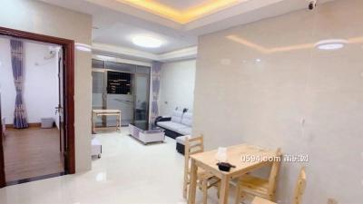 万达广场 正规一房一厅带阳台近幸福家园 九龙小区 南-莆田租房