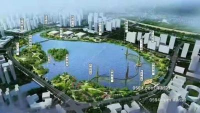 大唐玉湖 高层南北通透 精装3房2厅 -莆田二手房