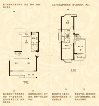 正荣润璟高层楼中楼  南北东4房2厅2卫 卖21980-莆田二手房