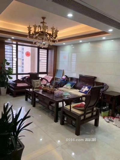皇庭骏景--城东高端小区--三面光精装修三房--划荔城实小-莆田二手房