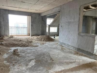 大咖看过来 三层楼中楼 市政府附近 兴安名城北区 私家露台-莆田二手房