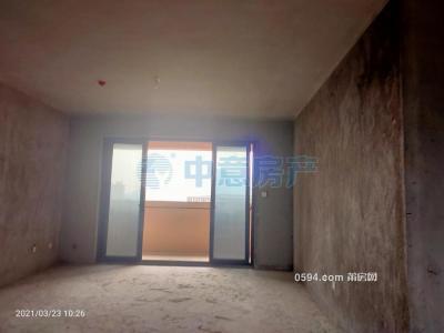 九龙小区 黄金楼层 设计合理 户型端正 难得3房2厅 毛坯-莆田二手房
