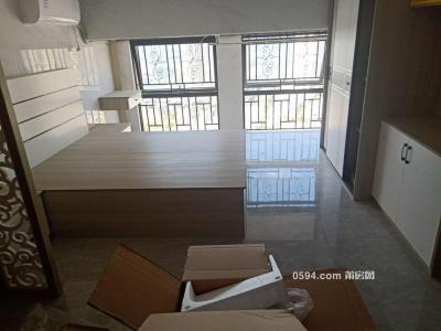隆恒財富廣場高層帶精裝配套齊全租金1300一房一廳視野開闊-莆田租房