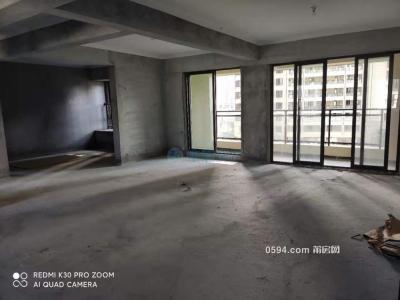 融信府--城北高端小区毛坯房--南北东中层四房二厅仅16500元-莆田二手房