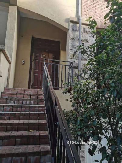 别墅,木兰枫丹小洋楼实用面积330平,有花园车库,毛坯房-莆田二手房