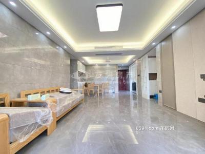现代精装居家陪读大三房(保利香槟国际)邻近新天地南郊-莆田租房