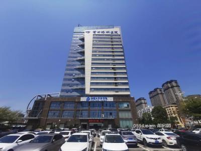 莆運股份商務大樓第6層部分房產(340m2)租賃項目結果公示-莆田租房