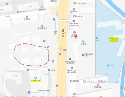 北磨逸夫小學對面華東城市廣場旁單間出租-莆田租房