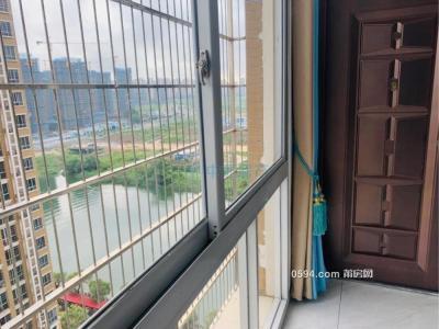 湖滨小区 电梯高层 溪景 南北户型方正 全新装修 拎包入住-莆田二手房