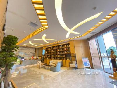 十字路口萬達筱塘附近(匯通酒店)現代豪裝辦公可商用隨-莆田租房