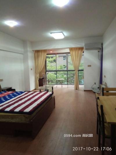 出租  和成天下 1房1廳  精裝電梯房 家具齊全-莆田租房