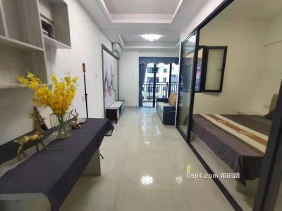 和成天下 单身公寓 电梯中层高端小区 生活配套齐全 户型正-莆田二手房