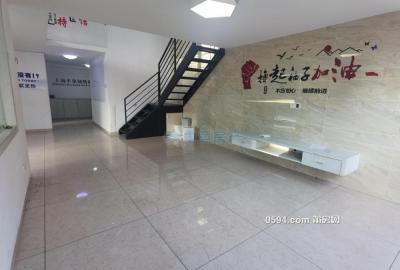 正荣财富中心复式写字楼 两面采光 三房两厅 自住办公都可-莆田租房