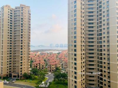 碧桂园浪琴湾 海边上的中高层精装3房2厅采光房 环境优美-莆田租房