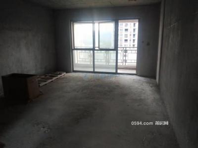 海峡广场  电梯中高层,刚需三房,户型方正,南北通透-莆田二手房